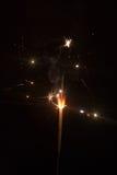 Estrellas del Año Nuevo Foto de archivo libre de regalías