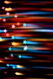 Estrellas del disco Fotografía de archivo