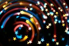 Estrellas del disco Imagenes de archivo