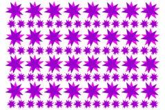 Estrellas del festival Imagen de archivo libre de regalías