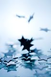 Estrellas el caer Imagen de archivo libre de regalías
