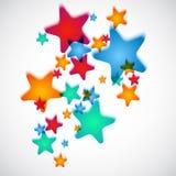 Estrellas fugaces Fotos de archivo