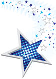 Estrellas Seduction_eps Fotos de archivo