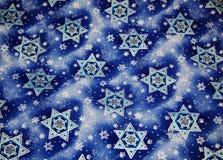 Estrellas y azul Fotos de archivo libres de regalías