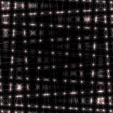 Estrellas y círculos del extracto Foto de archivo libre de regalías