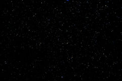 Estrellas y fondo del universo de la noche del cielo del espacio exterior de la galaxia Imágenes de archivo libres de regalías