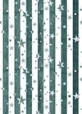 Estrellas y repetición inconsútil de las rayas libre illustration