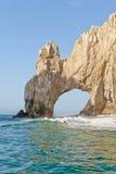 Estremità Cabo San Lucas degli sbarchi Immagine Stock Libera da Diritti