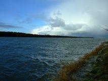 Estremità del fiume 2 Fotografia Stock