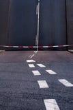 Estremità della strada Fotografia Stock Libera da Diritti