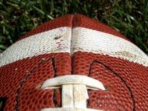 Estremità di gioco del calcio Fotografia Stock
