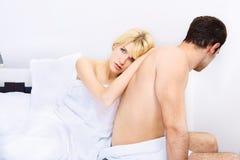 Estremità di giovane coppia Fotografia Stock Libera da Diritti