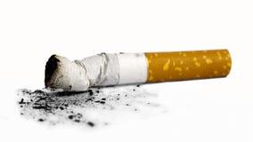 Estremità di sigaretta Immagine Stock Libera da Diritti