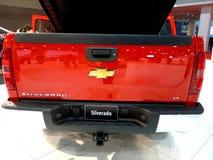 Estremità posteriore della Chevrolet Silverado Immagine Stock Libera da Diritti
