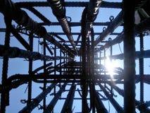 Estructura Foto de archivo