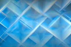 Estructura cristalina Fotografía de archivo libre de regalías