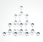 Estructura cristalina libre illustration