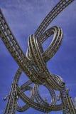 Estructura de acero del arte de Yokohama Fotografía de archivo libre de regalías