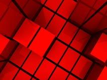 Estructura de bloque Imagen de archivo