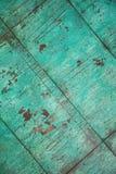 Estructura de cobre resistida, oxidada de la pared Fotos de archivo