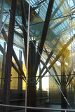 Estructura de edificio Foto de archivo
