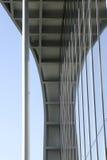 Estructura de Glas Fotografía de archivo