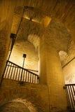 Estructura de la albañilería con los arcos. Fotos de archivo