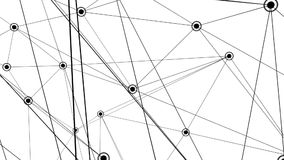 Estructura de la conexión ilustración del vector