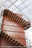 Estructura de la escalera Foto de archivo libre de regalías