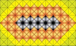 Estructura de mosaico libre illustration