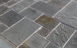 Estructura de piedra del patio fotografía de archivo libre de regalías