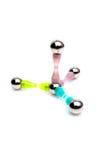 Estructura del átomo Imagenes de archivo
