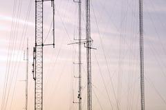 Estructura del alambre Fotos de archivo