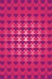 Estructura del fondo del corazón Fotografía de archivo libre de regalías