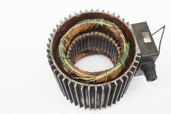 Estructura del motor Imagen de archivo libre de regalías