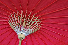 Estructura del paraguas Imagen de archivo