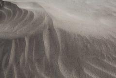 Estructura detallada de una duna de arena Foto de archivo