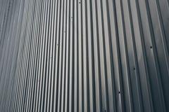 Estructura linear abstracta del metal Imagenes de archivo