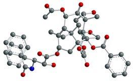 Estructura molecular Fotografía de archivo libre de regalías