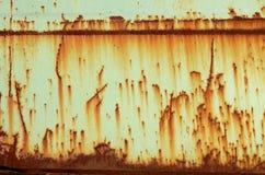 Estructura oxidada Imagen de archivo