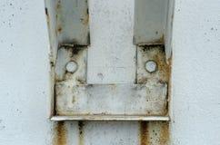 Estructuras de acero Foto de archivo libre de regalías