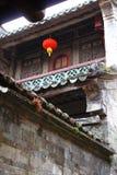 Estructuras de tierra de Fujian Imagen de archivo