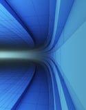 estrutura 3d abstrata Imagem de Stock