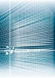 A estrutura alinha o fundo Imagens de Stock