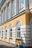 Estrutura arquitetónica com colunas Fotografia de Stock