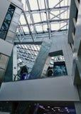 Estrutura arquitetónica do design de interiores foto de stock