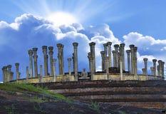 Estrutura budista Fotografia de Stock Royalty Free