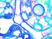 Estrutura celular abstrata Fotografia de Stock Royalty Free