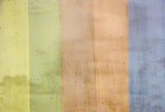 Estrutura colorida da parede imagens de stock royalty free