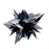 A estrutura 3d rende a computação gráfica CG Ilustração de cristal Um do grupo Mais em minha carteira Imagens de Stock